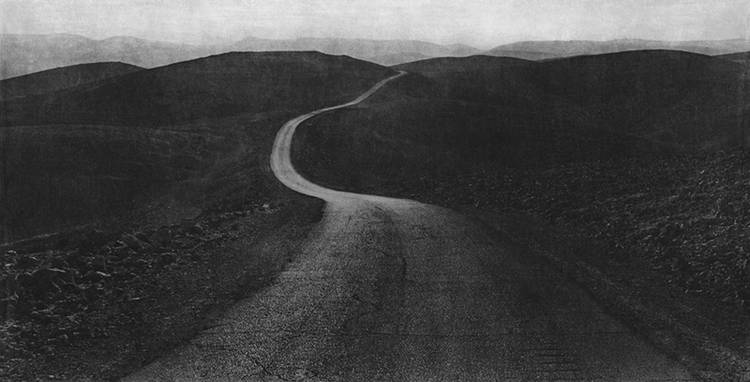 Jungjin Lee, Unnamed Road,  060, 2011. Courtesy Howard Greenberg Gallery